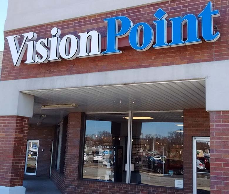 visionpoint crown point location