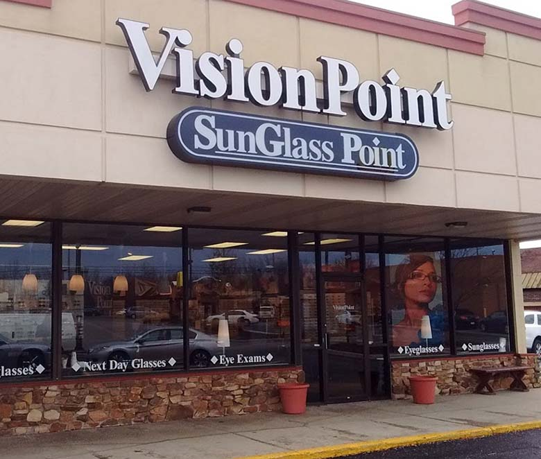visionpoint chesterton location