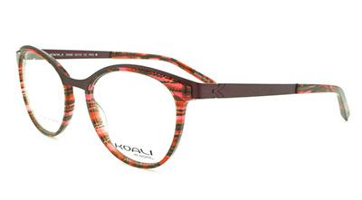brown koali glasses